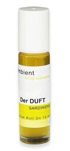 Der DUFT Sardiniens Parfum Roll On 10 ml