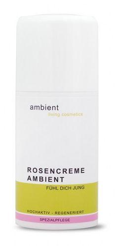 Rosencreme ambient 100 ml