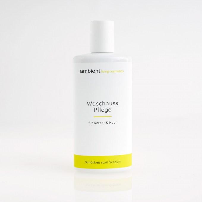 Waschnuss-Pflege für Körper & Haar